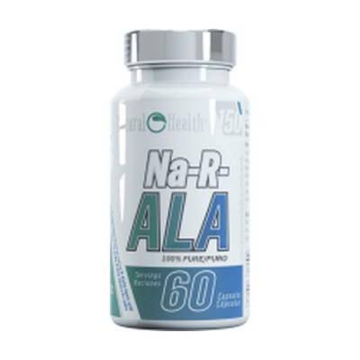 Na-R-ALA (Ácido R-Alfa Lipoico de sodio) estabilizado 100% puro supreme de Natural Health Natural Health LP-0149527 Complemen...