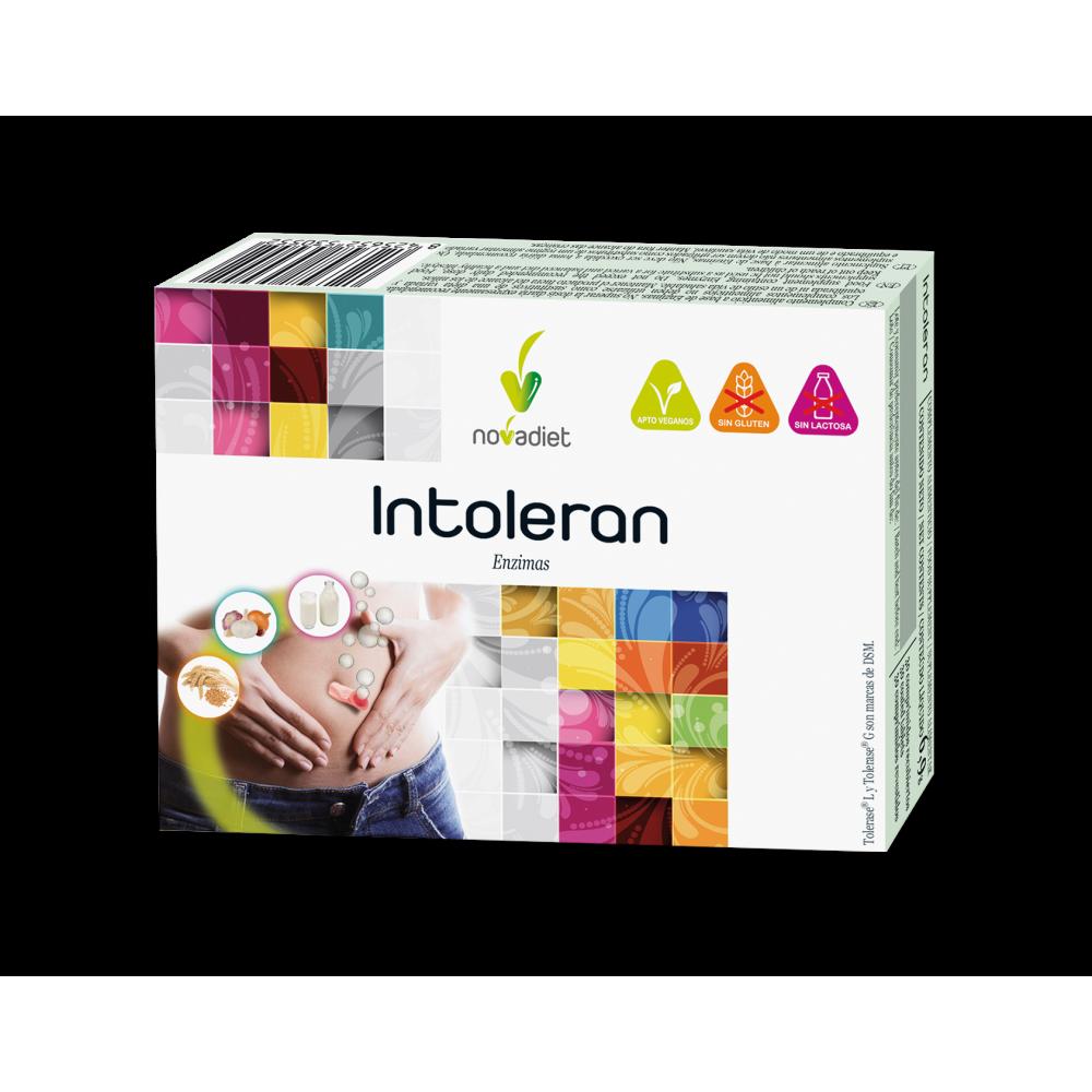 Intolerán Enzimas de Novadiet INTEGRALIA 53055 Ayudas aparato Digestivo salud.bio