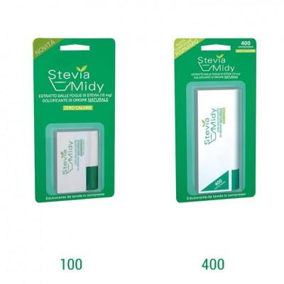 Stevia 100 comprimidos edulcorante de ESI Stevia Premium 23010301 Edulcorantes salud.bio