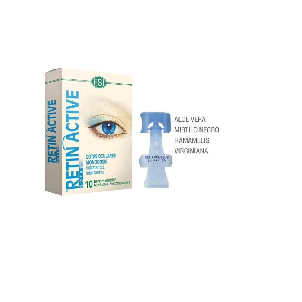 Retin Active Monodosis 10x5 ml de ESI ESI LABORATORIOS 31010301 Ojos, visión salud.bio