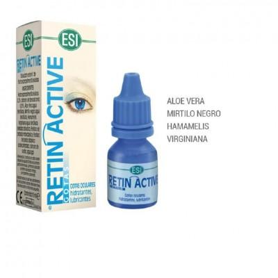 Retin Active Gotas 10ml de ESI ESI LABORATORIOS 31010201 Ojos, visión salud.bio