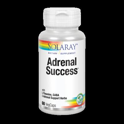 Adrenal Success™ 60 VegCaps. de Solaray SOLARAY 77230 Sistema inmunitario salud.bio