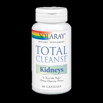 Total Cleanse Kidney™ 60 cápsulas de Solaray SOLARAY 8364 Bienestar urinario. Ayuda en el bienestar urinario. salud.bio