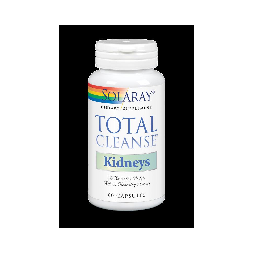 Total Cleanse Kidney™ 60 cápsulas de Solaray SOLARAY 8364 Higado y sistema hepatobiliar salud.bio