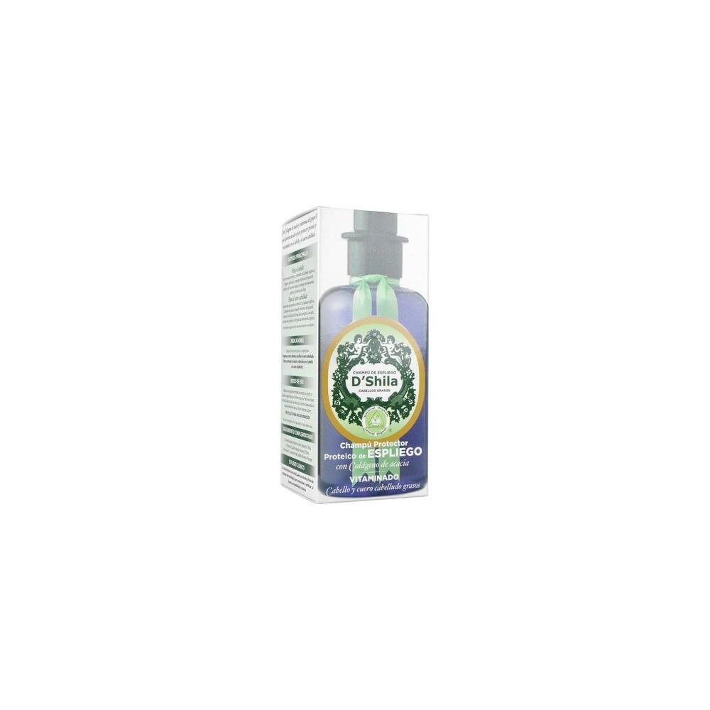 Champú Proteico de Espliego 300ml de D´Shila D´Shila 5011020300 Cosmética Natural salud.bio