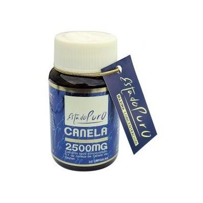 Canela 2.500 mg · Tongil · 30 cápsulas Tongil (Estado Puro) M15 Ayuda Glucemia y Diabetes salud.bio