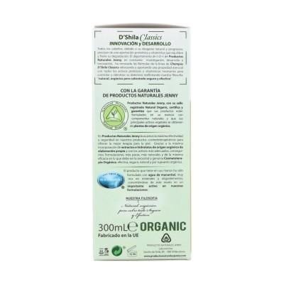 Champú Proteico de Levadura de Cerveza 300ml de D´Shila D´Shila 5011140300 Cosmética Natural salud.bio