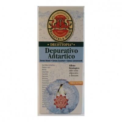 Depurativo Antartico decottopia de Balestra & Mech