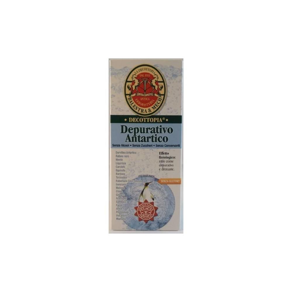 Depurativo Antartico decottopia de Balestra & Mech Herbofarm BA B022 Inicio salud.bio