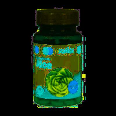 Aloe Vera Complements 100 Comprimidos de Sakai Sakai laboratorios SAK-755 Laxantes salud.bio