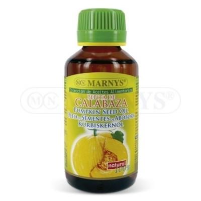 Aceite puro de Pepita de Calabaza 125ml Alimentario de MARNYS Marnys AP107 Aceites naturales salud.bio