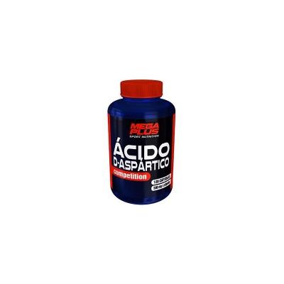 Ácido D-Aspártico 500mg/u 120 cap de Megaplus Megaplus 164016 Gainers: Los Mejores Suplementos Para Ganar Masa Muscular salud...