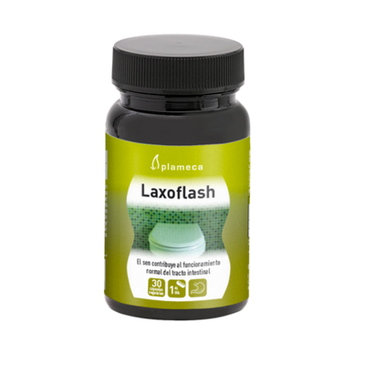 Laxoflash de Plameca Plameca 8435100845862 Laxantes salud.bio