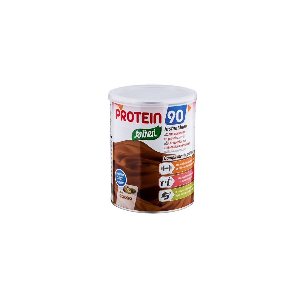 Protein 90 de Santiveri Santiveri   Proteinas salud.bio