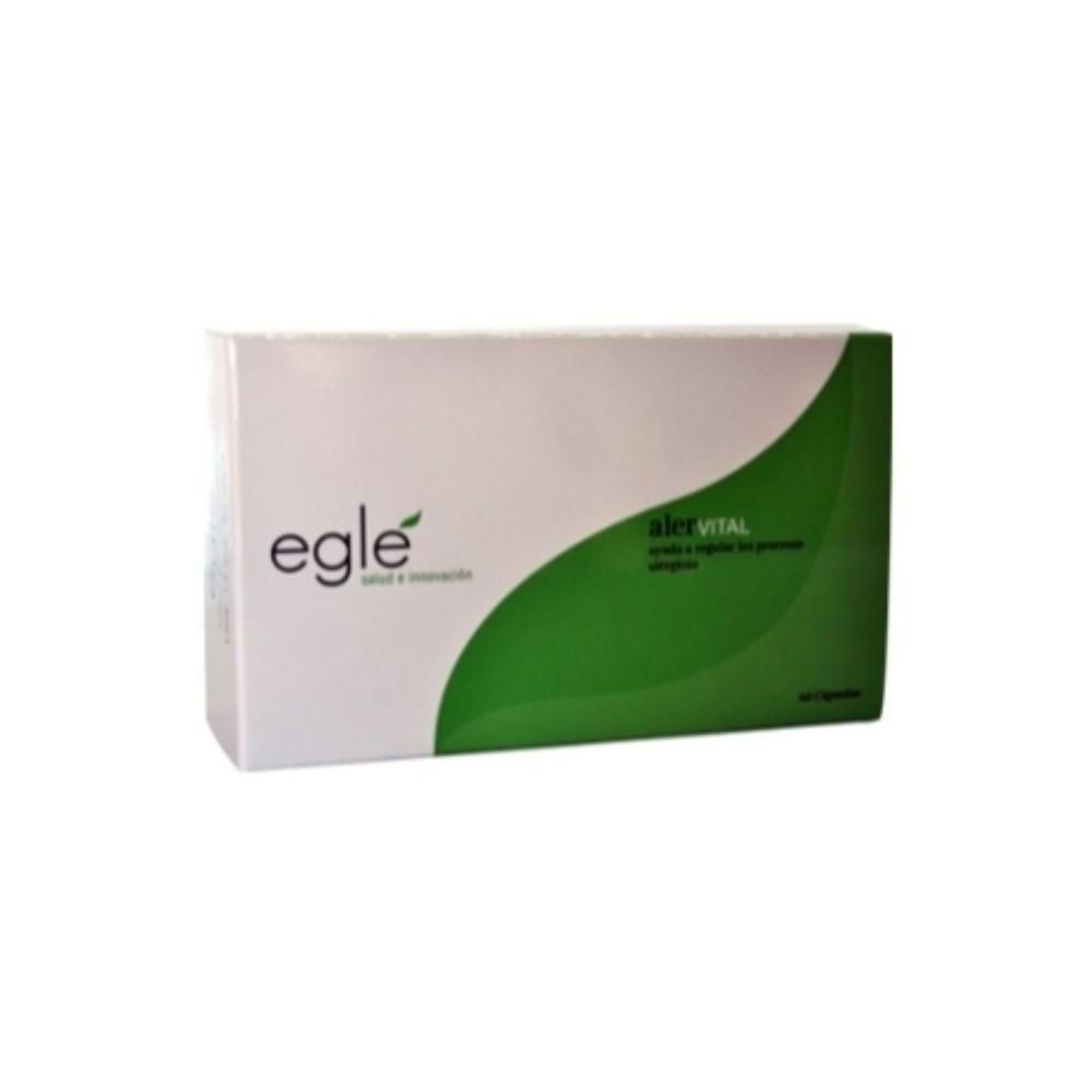 Alervital 60 cápsulas de egle Phytovit 8427729820023 Sistema inmunitario salud.bio