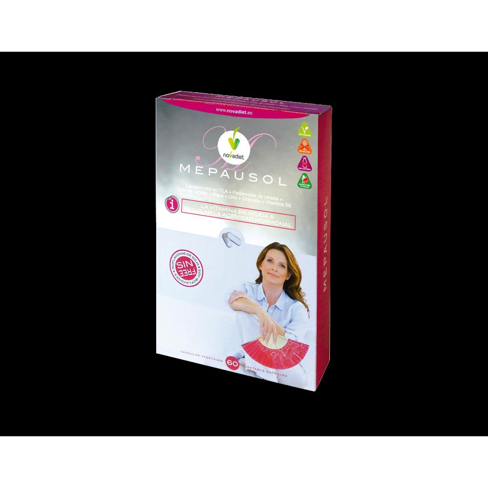 Mepausol de Novadiet Novadiet 52098 Menopausia salud.bio