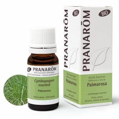 Palmarosa Aceite Esencial BIO Quimiotipado de Pranarôm Pranarom 226144 Acéites esenciales salud.bio