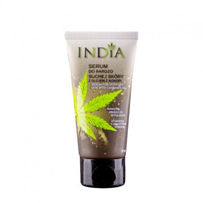 Serum Pieles Secas 50 ml. aceite de cañamo de India Lab India Labs Cosmetic and Dood  322429 Cosmética Natural salud.bio