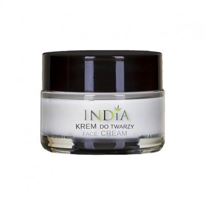 Crema Facial Día y Noche 50ml. aceite de cañamo de India Lab India Labs Cosmetic and Dood  283582 Cosmética Natural salud.bio