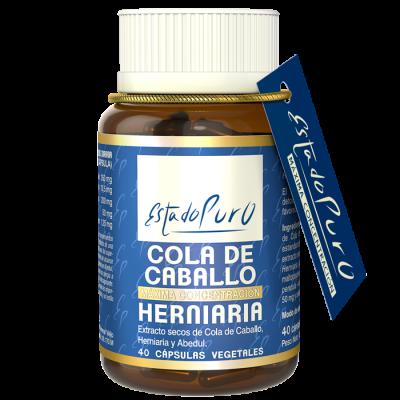 Cola de caballo, Herniaria de EstadoPuro Tongil Novadiet M56 Drenantes y Diureticos salud.bio
