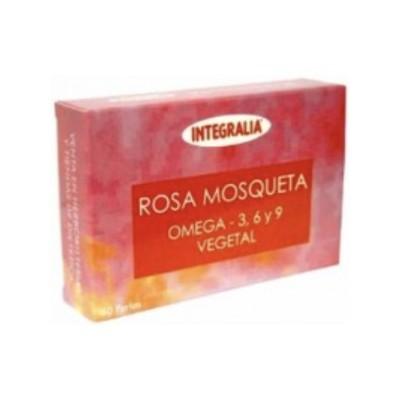 Rosa Mosqueta 60 Perlas de Integralia