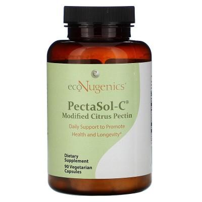 PectaSol-C, Modified Citrus Pectin, 90 Vegetarian Capsules de Econugenics ECONUGENICS ECN-00014 Sistema inmunitario salud.bio