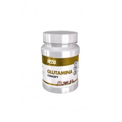 Glutamina Concept 500g de Megaplus SOLGAR 142025 Suplementos Deportivos (Complementos Alimenticios) salud.bio