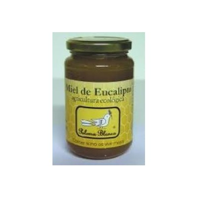 Miel Ecológica de Eucalipto de General Dietética 500gr. INTEGRALIA 184 Inicio salud.bio