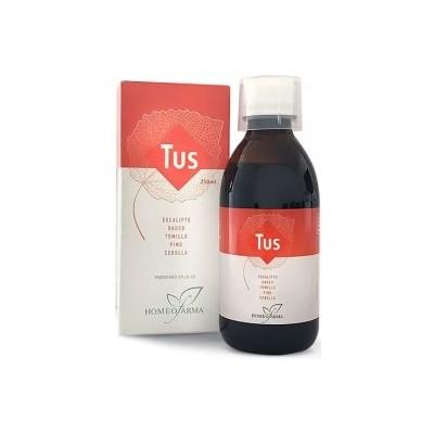 Tus - Jarabe Antitusivo 250 ml de HomeoFarma Homeofarma  Inicio salud.bio