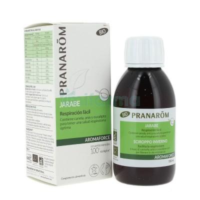 Pranaforce Jarabe Invierno 150ml de Pranaron Pranarom  Inicio salud.bio