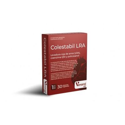 Colestabil LRA de herbora Herbora H21101 Ayudas niveles Colesterol y Trigliceridos salud.bio