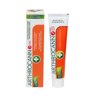 Arthrocann cbd Gel efecto Calor de Annabis Annabis productos Naturales  2013 Articulaciones, Huesos, Tendones y Musculos, com...