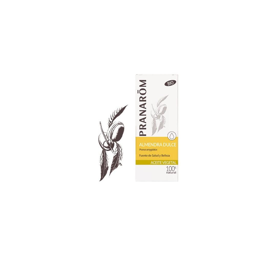 Aceite de Almendras dulces 50ml Bio de Pranaróm Pranarom  Inicio salud.bio