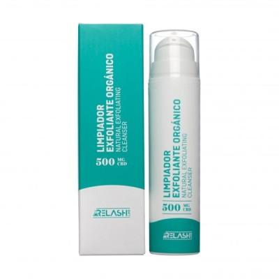 Limpiador Exfoliante Orgánico de CBD 500mg de Relash lab Relash Lab 8425402748718 Cosmética Natural salud.bio