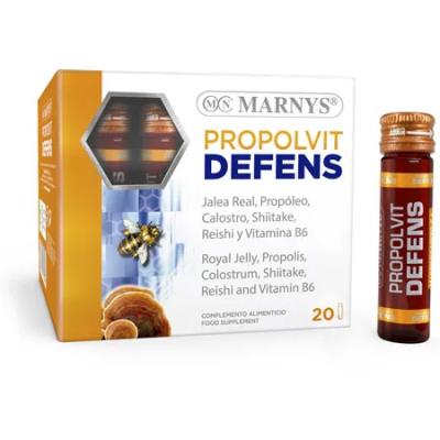 Propolvit Defens 20 viales de MARNYS® Marnys MNV238 Sistema inmunitario salud.bio
