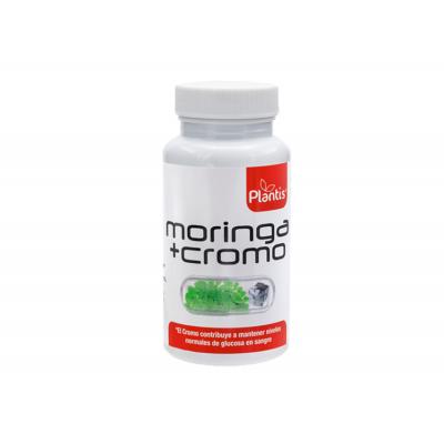 Moringa + Cromo 60 cap Plantis de Artesania Agrícola Artesania Agricola, S.A. 080118 Control de Peso salud.bio