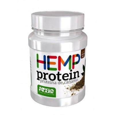 Hemp Protein 500g Proteína de cañamo de MegaPlus Megaplus 141003 Proteinas salud.bio