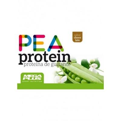 PEA Protein 500g Proteína de Guisante de MegaPlus Megaplus 141001 Proteinas salud.bio