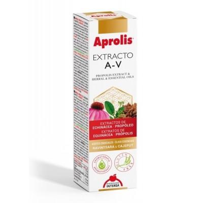 Aprolis A-V (Anti-vir) extracto 30ml de Intersa INTERSA INT-10998 Sistema inmunitario salud.bio