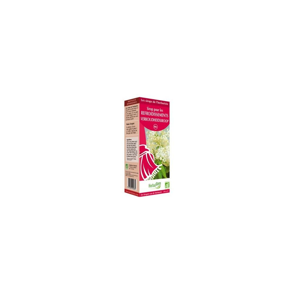Jarabe Resfriados 150ml Herbalgem Herbalgem  Inicio salud.bio