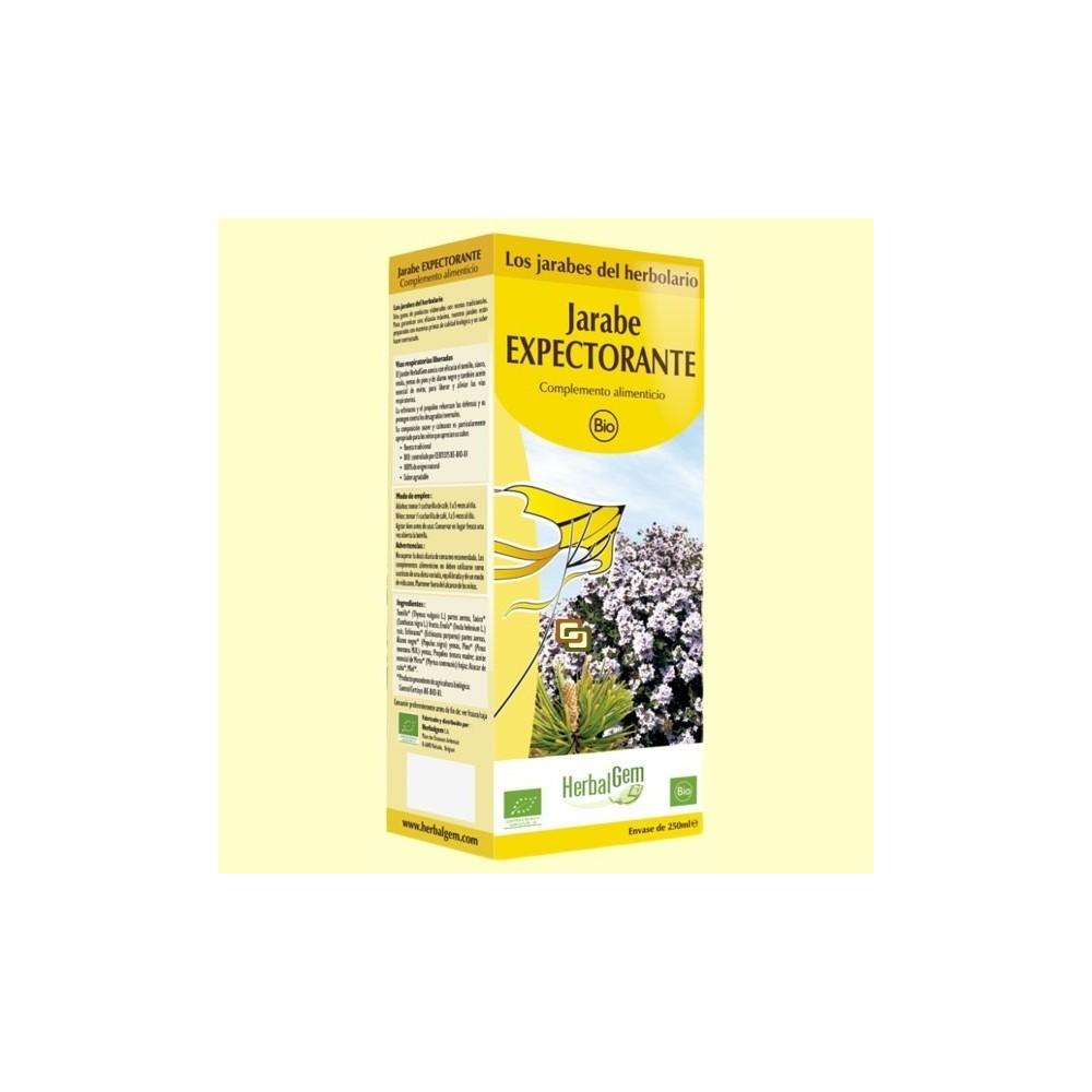 Jarabe Expectorante BIO de Herbalgen   Inicio salud.bio