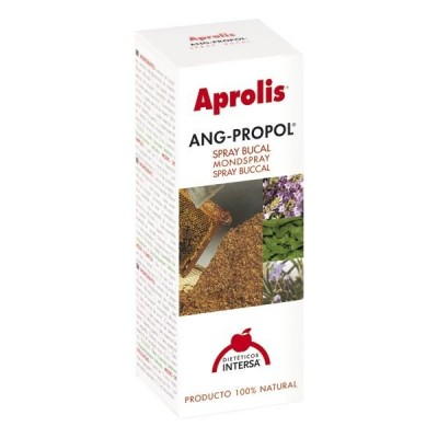 Aprolis Ang-Propol Spray Bucal 15ml. de Intersa INTERSA 11032 Inicio salud.bio