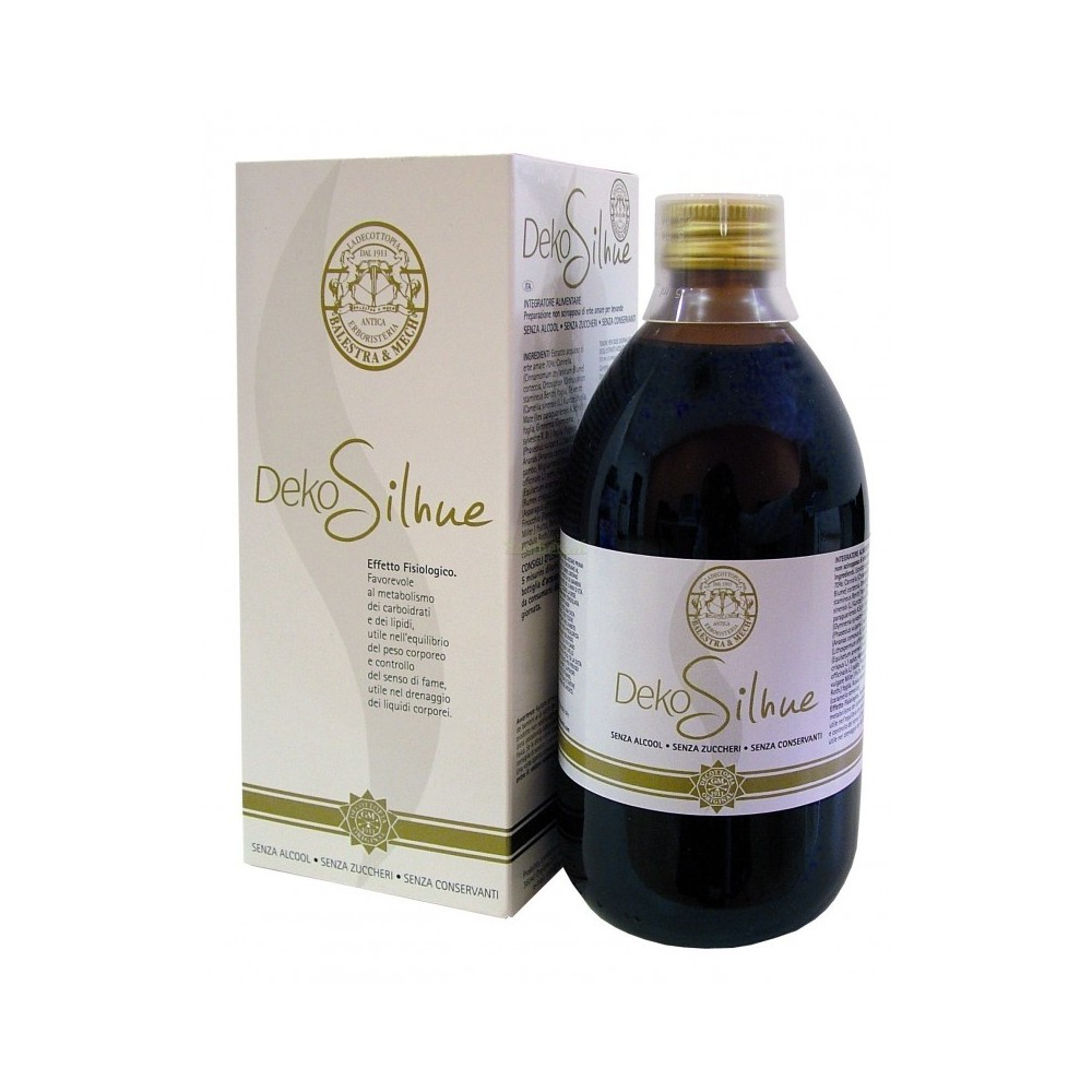 DEKO SILHUE 500ML de Gianluca Mech Herbofarm BA B077 Inicio salud.bio