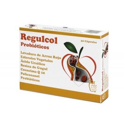 Regulcol 30 Cápsulas de DIS DIS Dietetic International System, s.l.u. 128 Inicio salud.bio