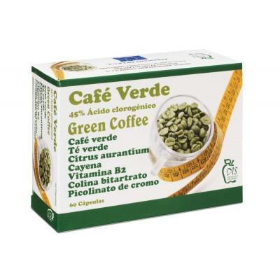 Café Verde 60 Cápsulas de DIS