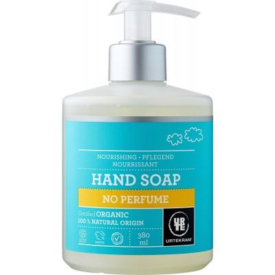 Jabón de manos Sin Perfume Urtekram 380 ml  Urtekram  0071013597 Cuidado externo e higiene salud.bio