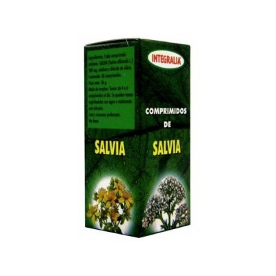 Salvia de Integralia · 60 comprimidos INTEGRALIA 21 Inicio salud.bio