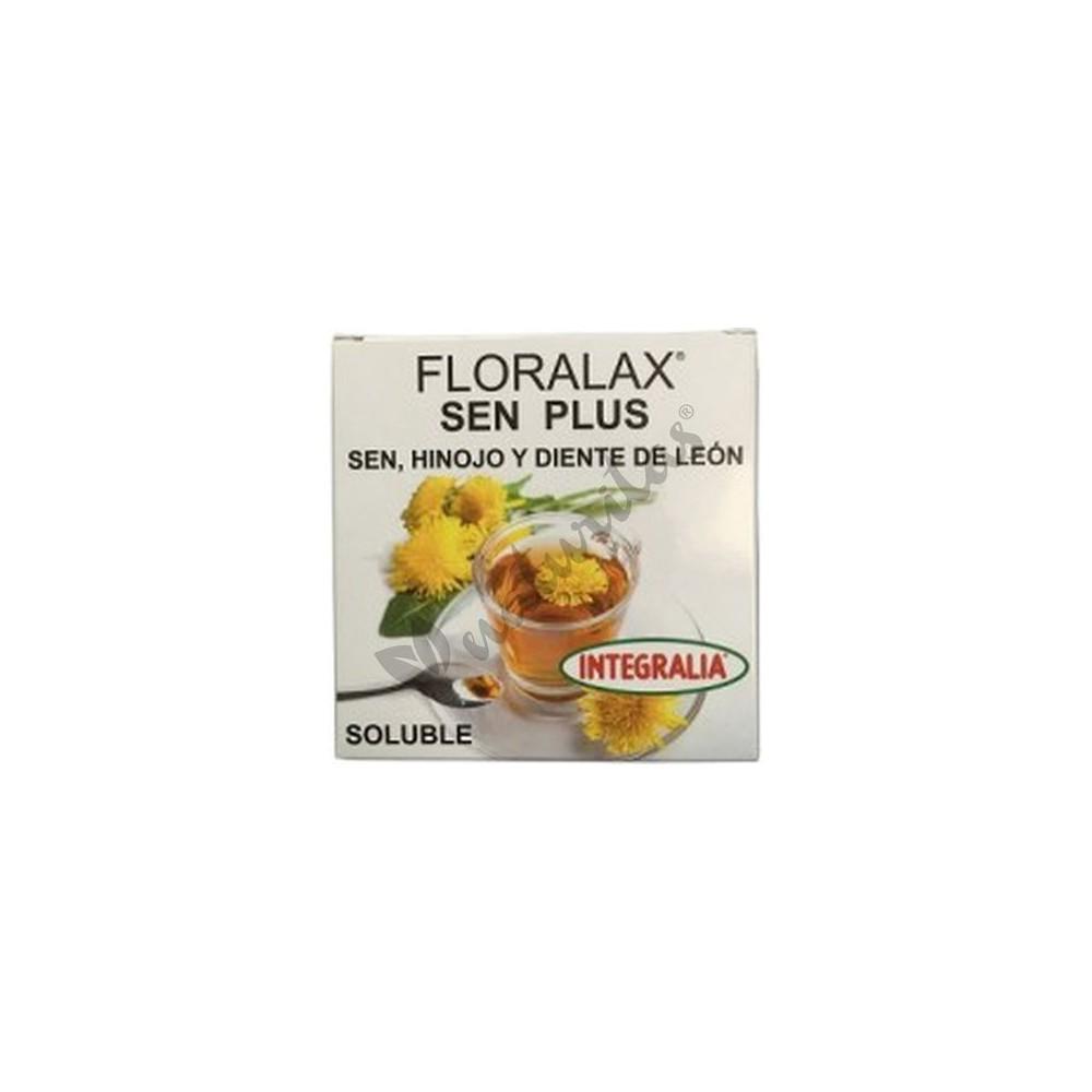 Floralax Sen Plus soluble - Caja de 15 sobres de Integralia INTEGRALIA 493 Inicio salud.bio