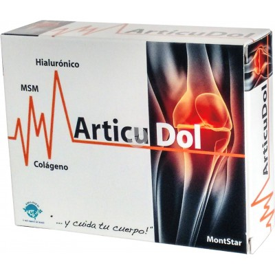 ArticuDol 30 comprimidos de Espadiet
