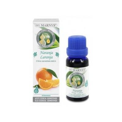 Aceite esencial de Naranja  Marnys  15 ml